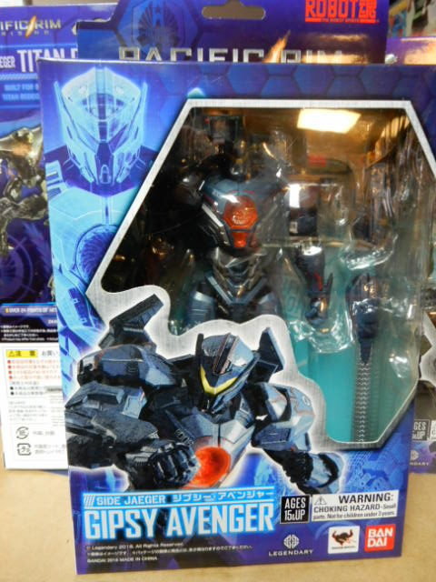 New 3/14/18 Pacific Rim Robot Spirits, Spider-Man statue